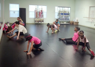 hip hop classes plaza midwood children