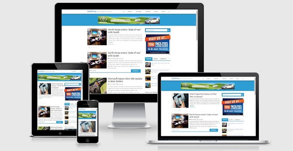 swiftpress responsive template
