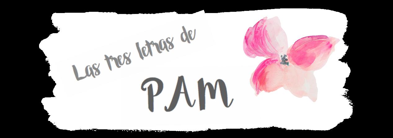 Las tres letras de Pam