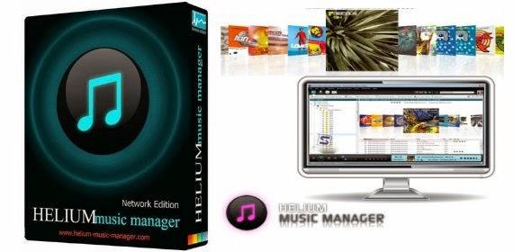 Helium Music Manager Network Portable 中文免安裝版 | 音樂管理
