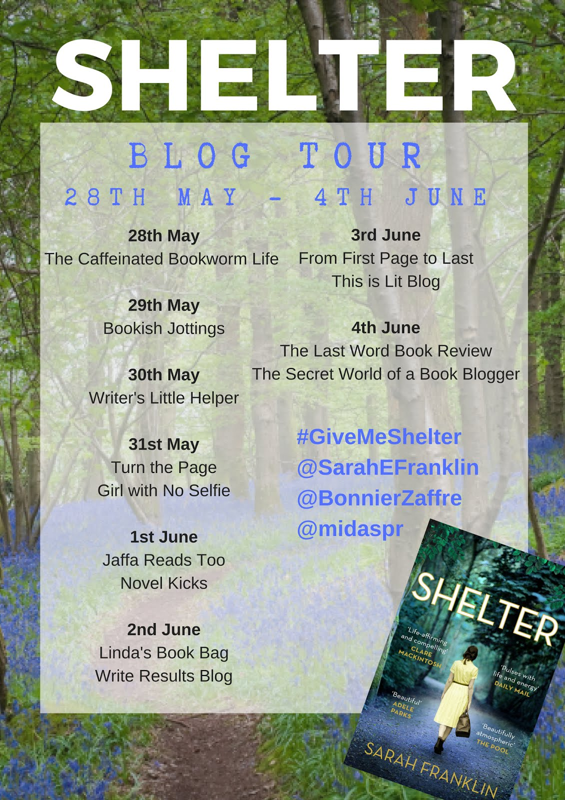 Shelter Blog Tour