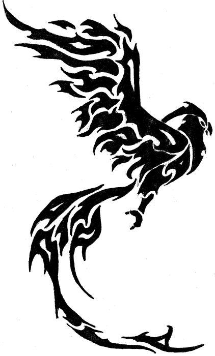 Pheonix Tattoo its very nice