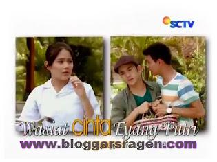 Wasiat Cinta Eyang Putri FTV