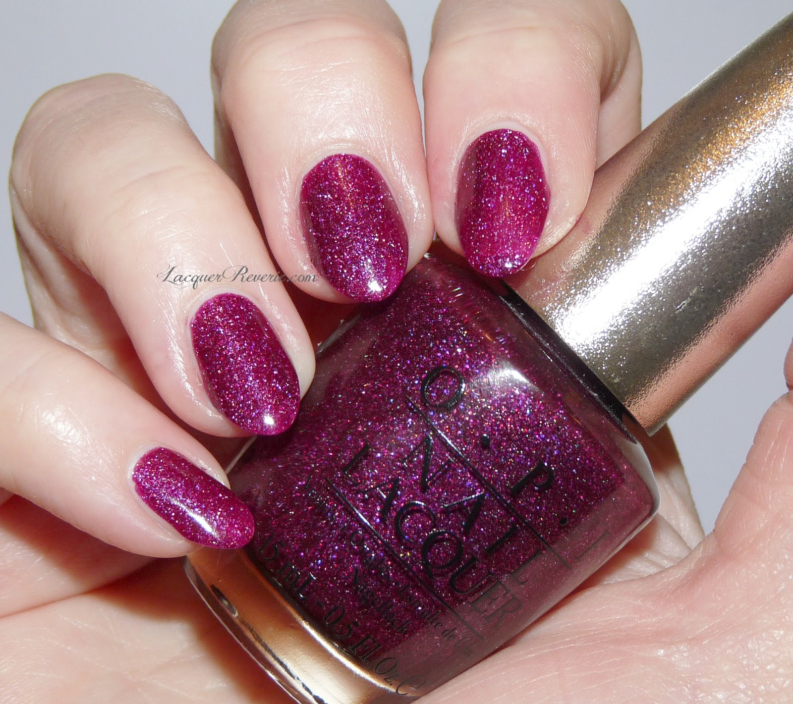 Lacquer Reverie Opi Designer Series Extravagance Lapis And Mystery