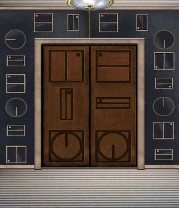 Walkthrough of 100 doors and rooms escape 2 windows phone for Door 4 level 13