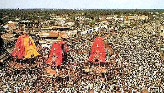Jagannatha/rathayatra-carts