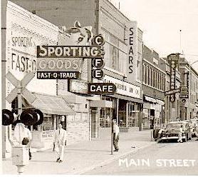 Minot Memories 1927 Dollar Days