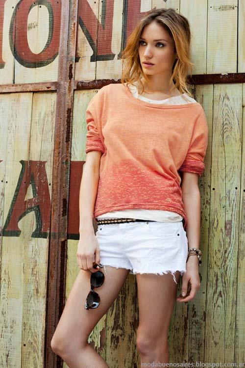 Tucci verano 2014 shorts
