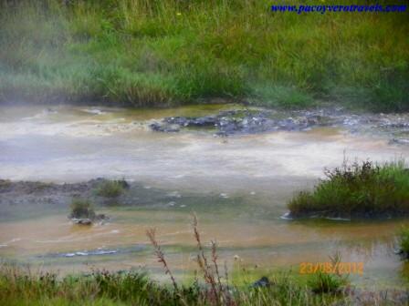 Parque geotermal de Hveragerdi