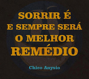 SORRIR: O MELHOR REMÉDIO!