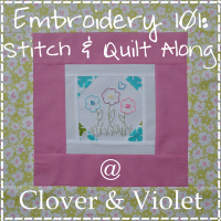 Embroidery Quilt BOM