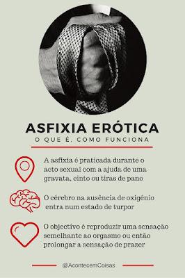 Como se faz, como funciona asfixia erótica