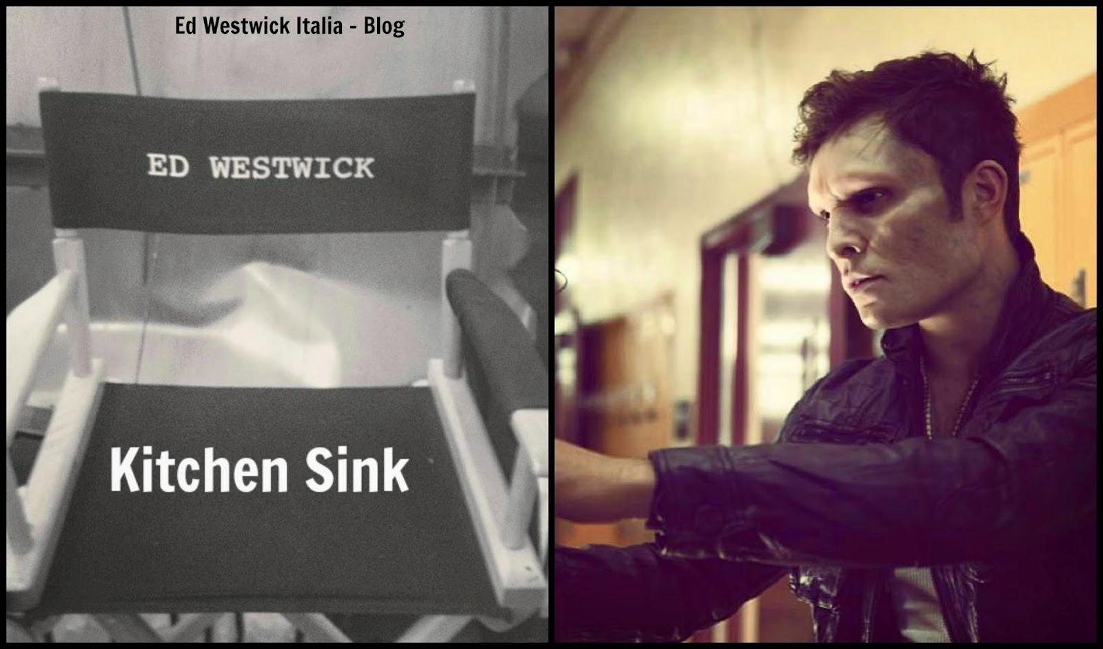 Ed Westwick Italia: Nuovo progetto - Ed Westwick nel film Kitchen Sink!