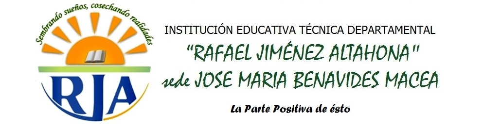 I.E.T.D. Rafael Jiménez Altahona