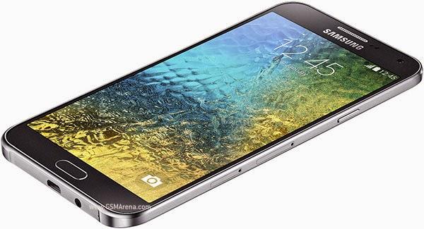 Samsung Galaxy E7 dengan Resolusi Kamera Tinggi