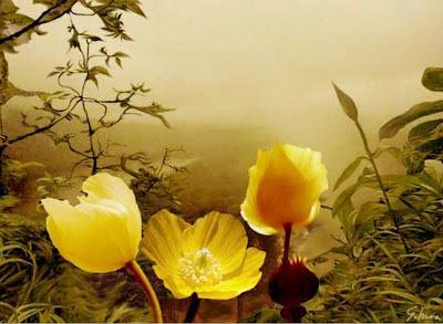 flores-en-paisajes-al-oleo