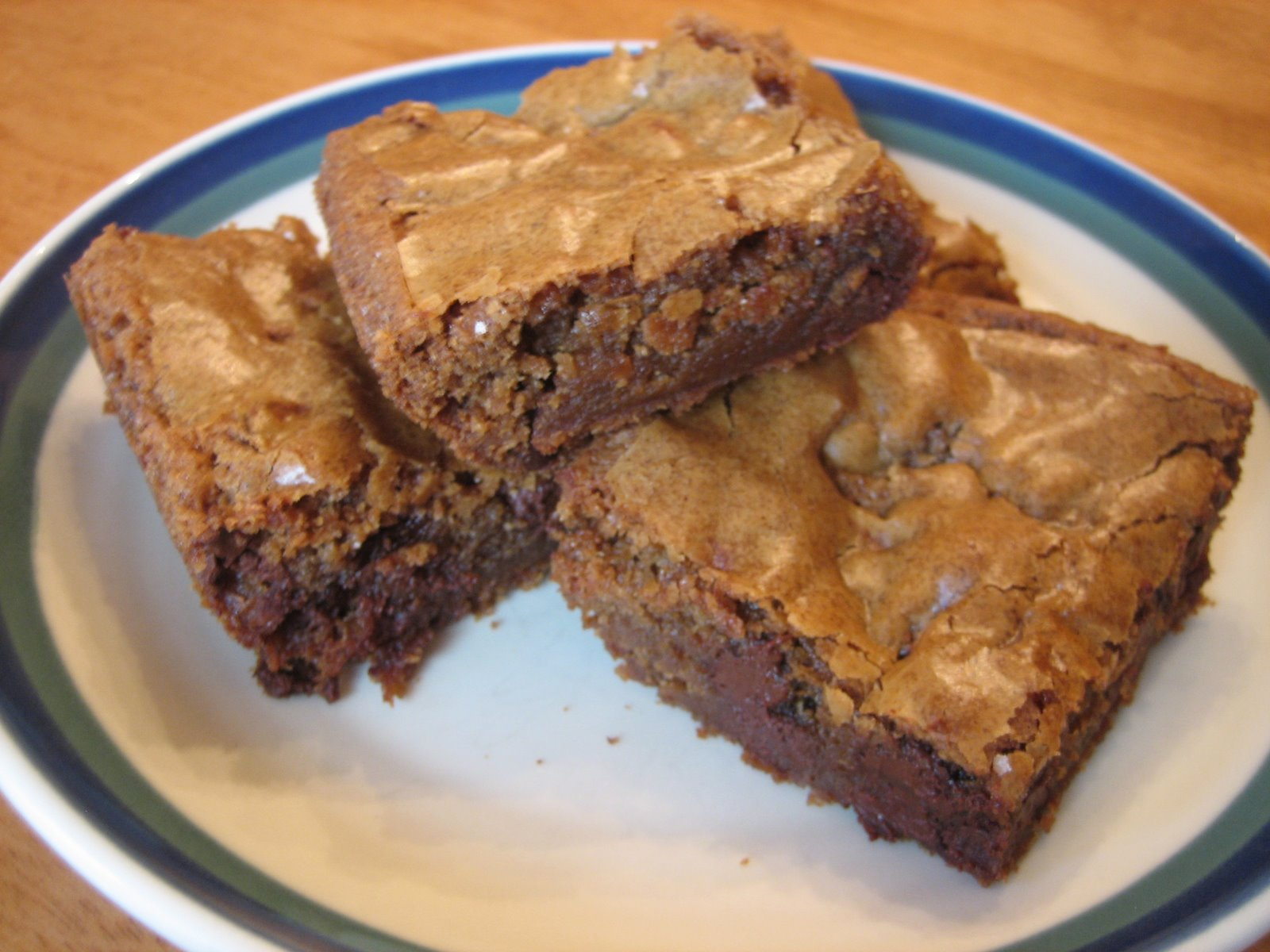 brownies butterf i nger brownies margarine melted 2 c packed brown ...