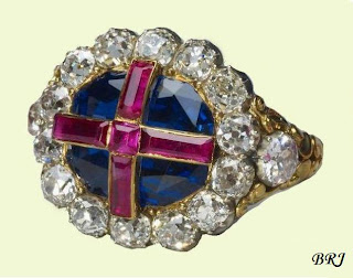 King William's Coronation Ring