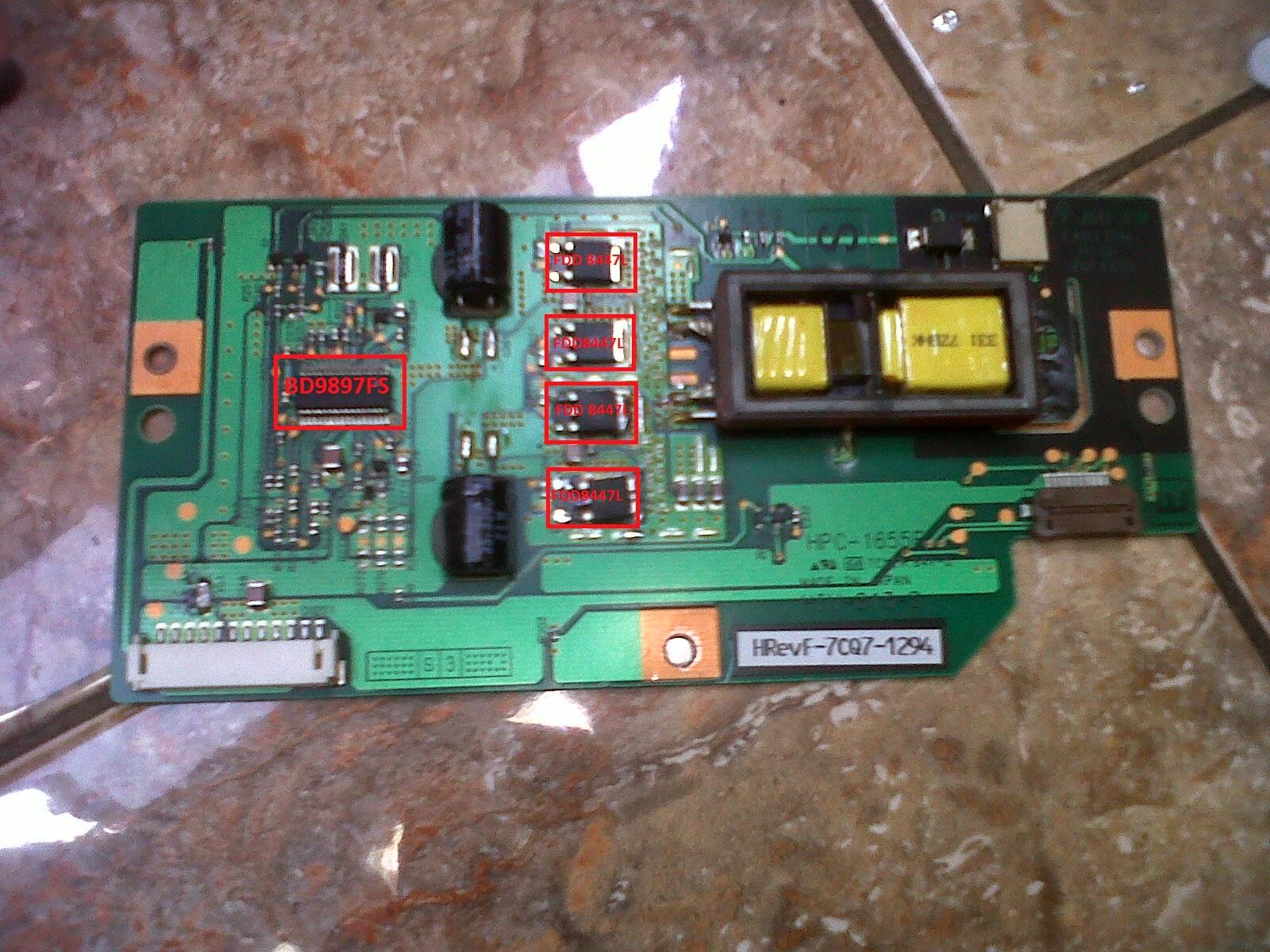 Inverter Toshiba 32A500
