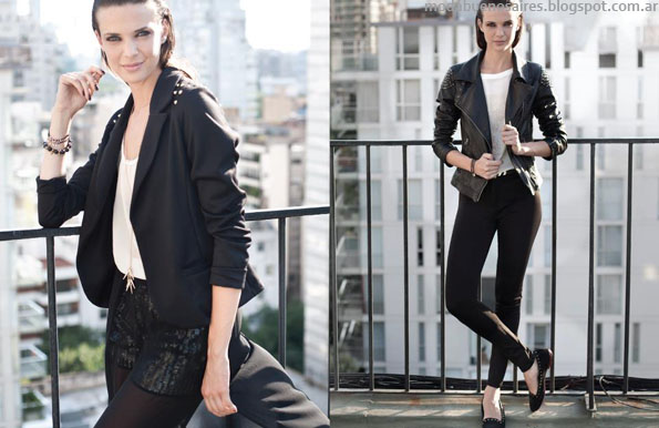 Cuesta Blanca otoño invierno 2013 moda argentina