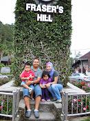 FRASER's HILL 2013