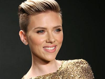 Scarlett Johansson Artis Cantik Amerika Serikat