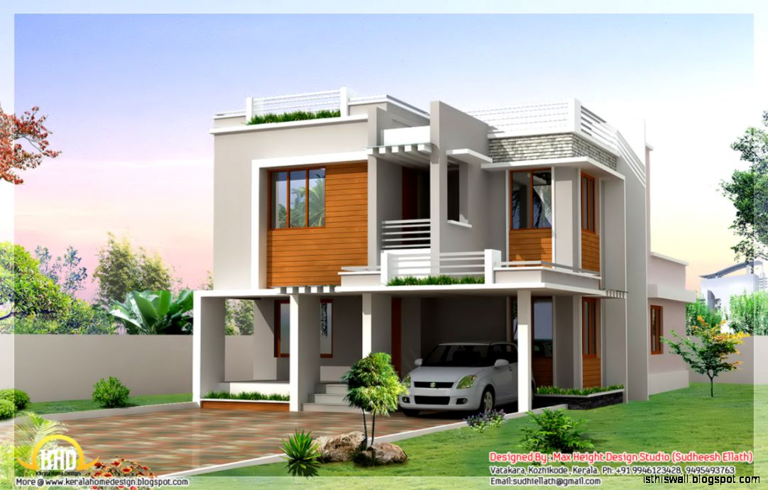 Home designs india this wallpapers - Indian home exterior design photos ...