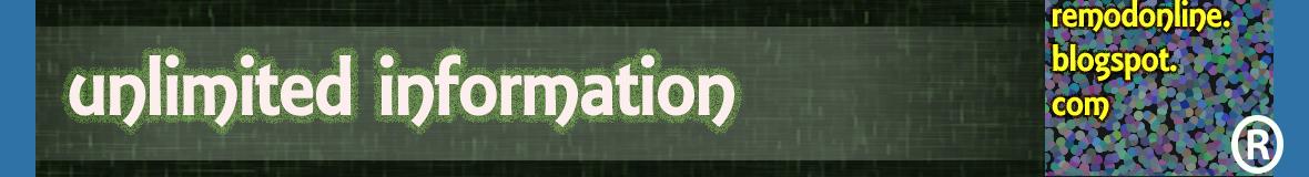 Informasi Tak Terbatas (Unlimited Information)
