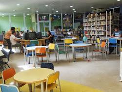 Biblioteca Municipal: Paulo Rodrigues dos Santos