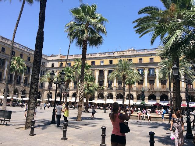 Barcelona, Spanyol,Eropa,Wisata,Travelling, La Rambla
