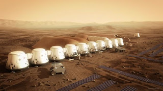 Pemukiman Di Mars Akan Segera Dibangun