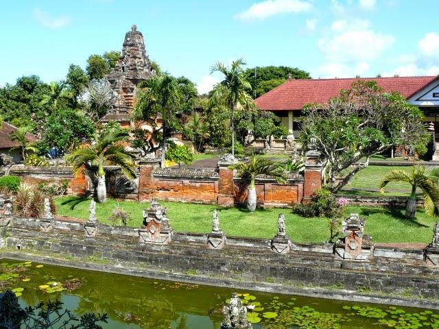 klungkung palacio justicia bali