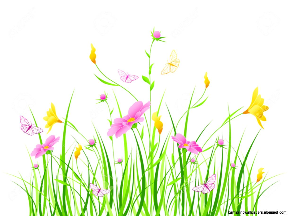 Pink And Green Flower Background Amazing Wallpapers