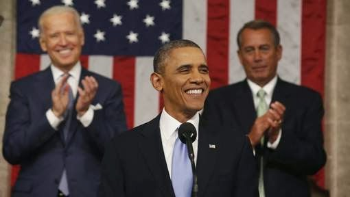 Great State of the Union Speech from Barrack Obama