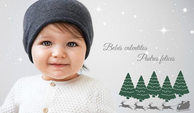Moda Bebés Navidad