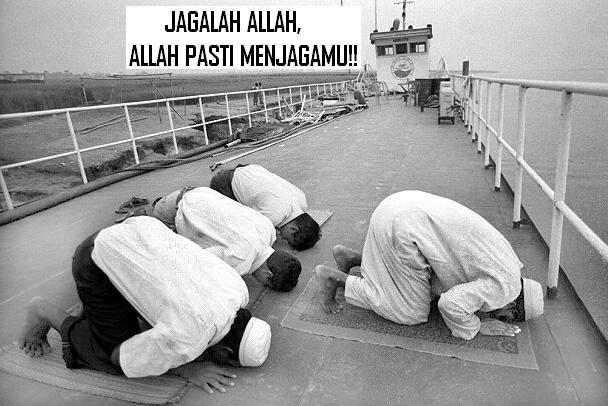 muslim solat