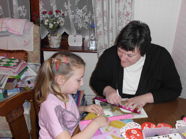 Headteacher 39 s blog craft club parents and children for Craft work at home
