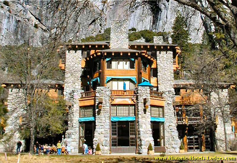 Tinsley hutson wiley interior design the ahwahnee hotel for Design hotel yosemite
