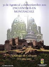 Encuentros en Montánchez diálogo de culturas 2011