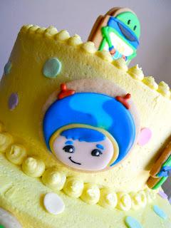 team umizoomi birthday  Oh Sugar Events