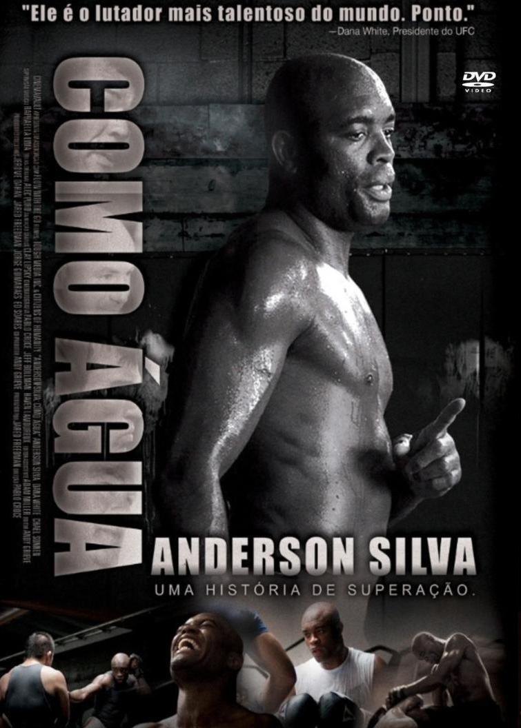 capa Baixar Filme   Anderson Silva: Como gua   Legendado