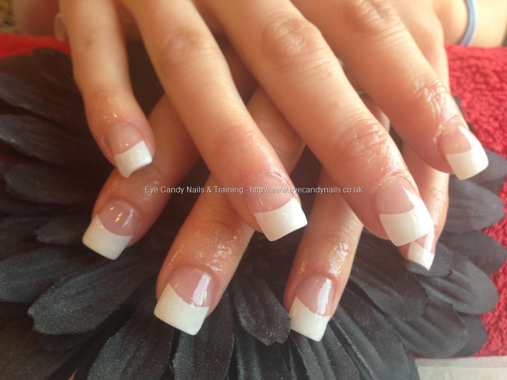 Eye candy nails training salon nail art photo by joanne for Acrylic nails at salon