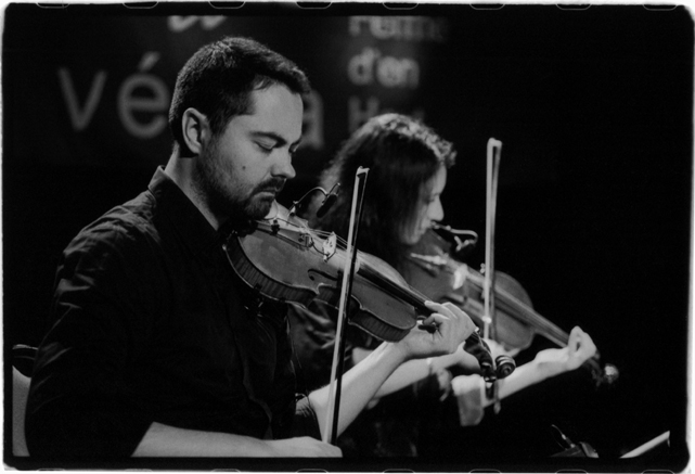 bastien ribot - aude-marie duperret (françois poitou quintet)