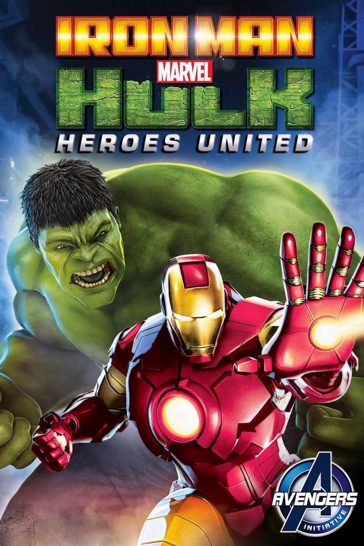 Iron Man and Hulk: Heroes United 2013
