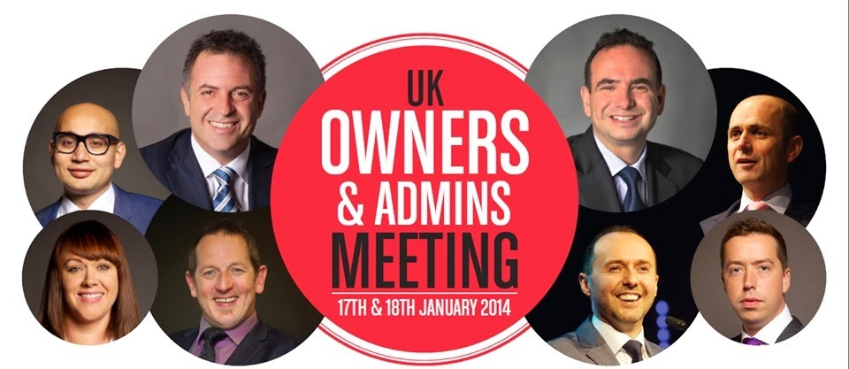 Alpha Advertising awaits the Appco Group UK - Owners and Administrators Meeting
