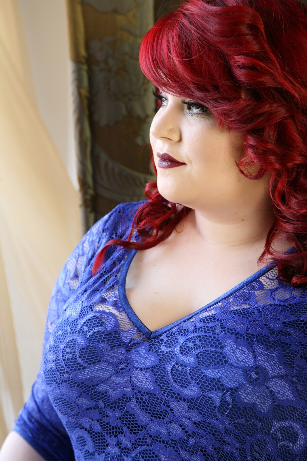 Georgina Grogan, Face of Scarlett and Jo SS15, plus size blogger