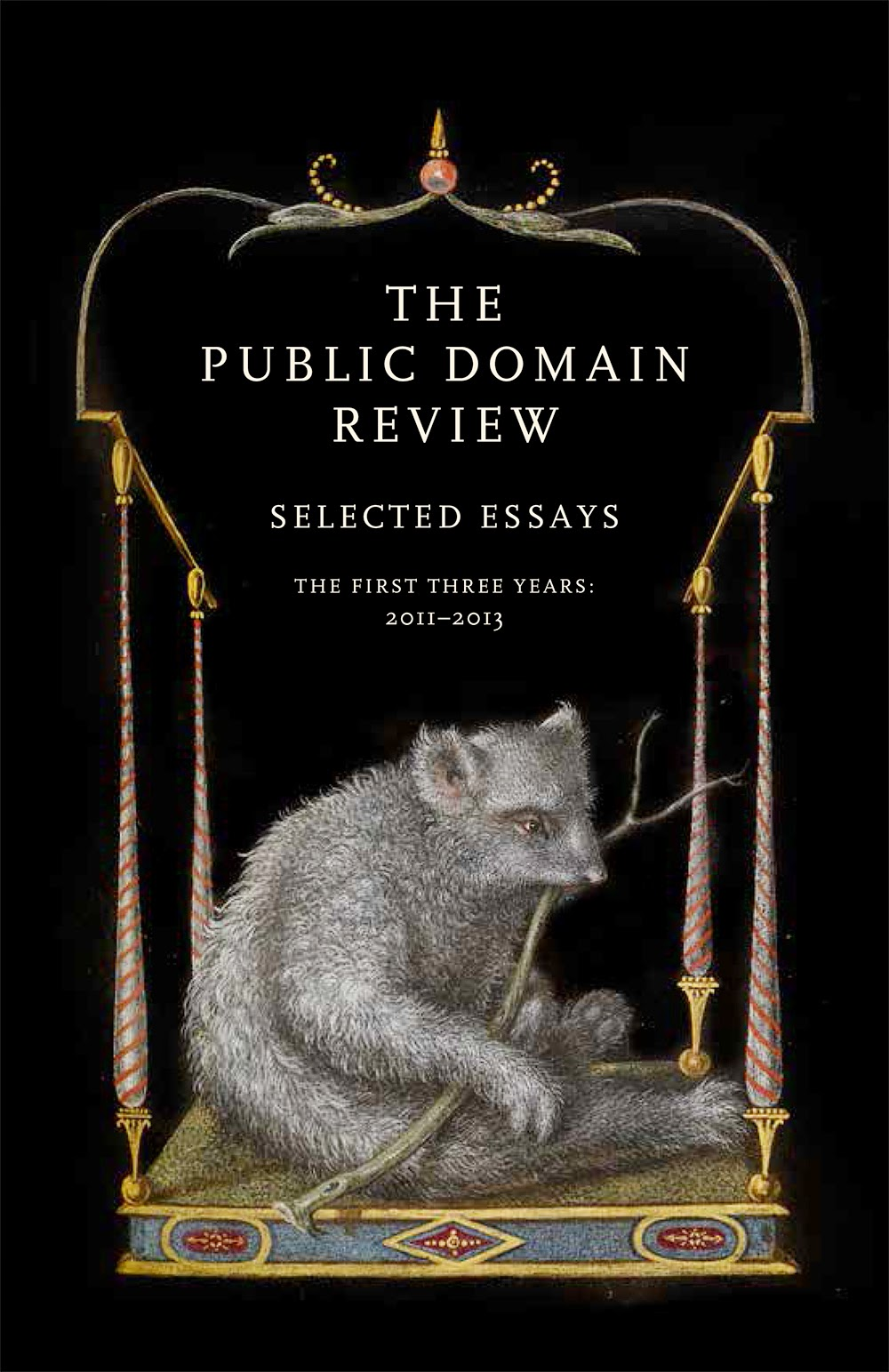 """the public domain review"" - vv.aa"
