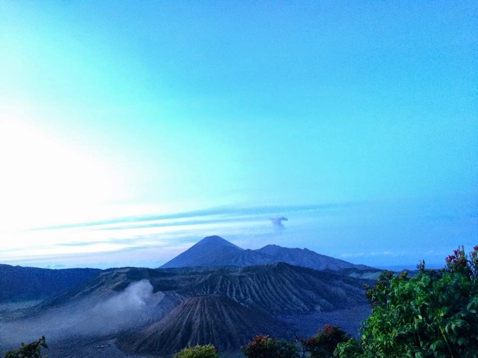 Gunung Bromo Lewat Malang