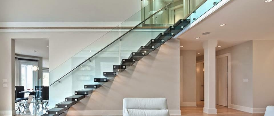 For Families With Small Children, These Railings Can Indeed Make Your Kids  Safe As They Go Up And Down The Stairs.
