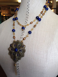 OOAK jewelry by The Pickled Hutch